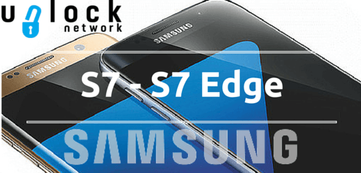 Unlock code for Samsung S7