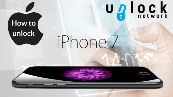 How to unlock iPhone 7 or 7+